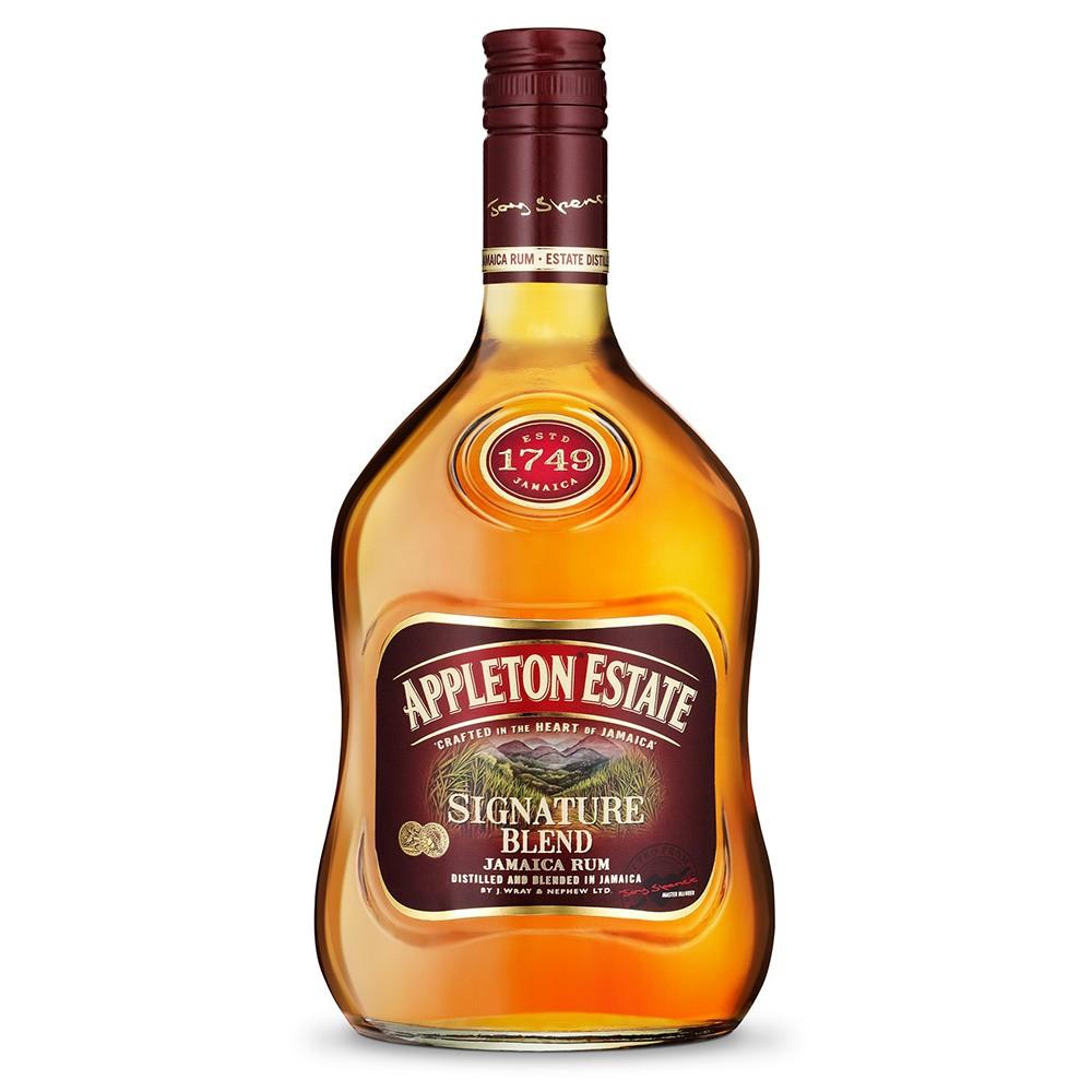 Appleton Estate Signature Blend Jamaica Rum 70cl £16.50 @ Sainsbury's