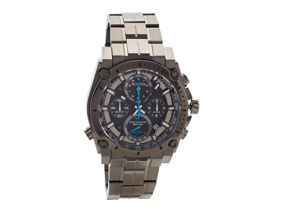 Combo deal: Bulova 98G229 + Bulova 96G241 Chronograph Watches £561.75 at F.Hinds