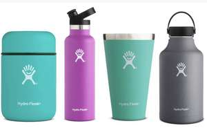 8415f47d7 Hydroflasks from £11.99 depending on flask plus £1.99 delivery per order at  Groupon