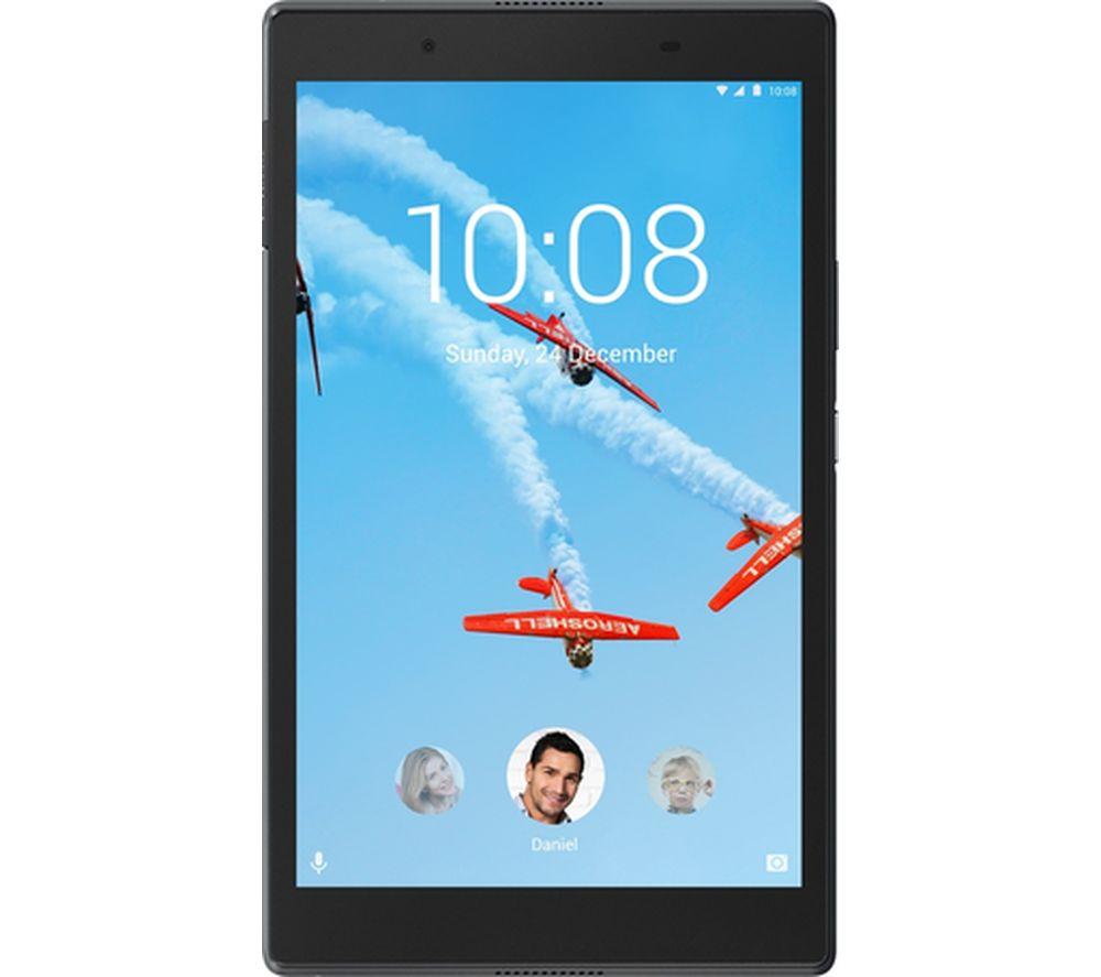 """Lenovo Tab 4 8"""" Tablet - 16 GB, Slate Black £99.99 - Currys Sale"""