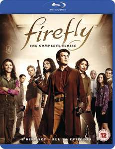 Firefly - Complete Series (Blu-ray) - £9.98 Delivered with code @ Zavvi