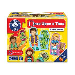 Orchard Toys Once Upon a Time Jigsaws - £2.88 Amazon (add on item / minimum spend £20)