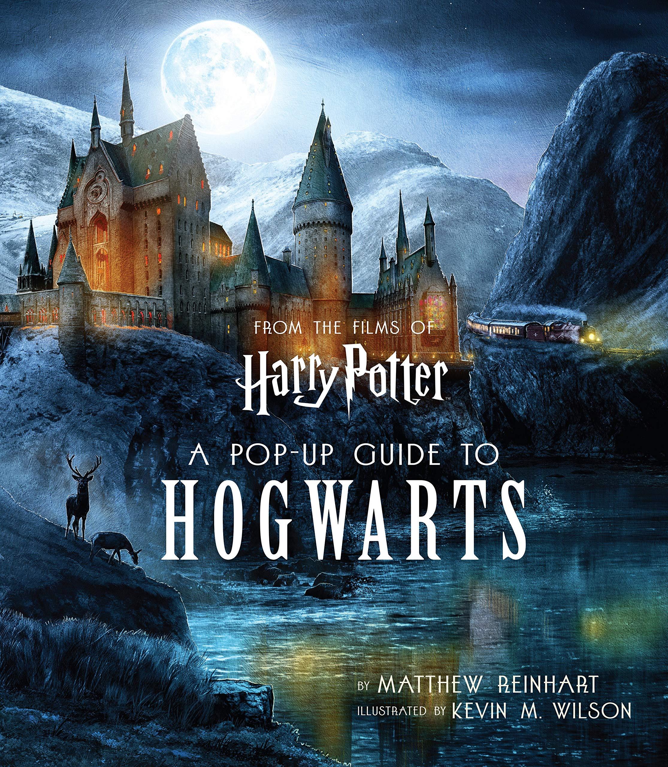 Harry Potter: a pop up guide  Hardcover  Book £11 Asda instore