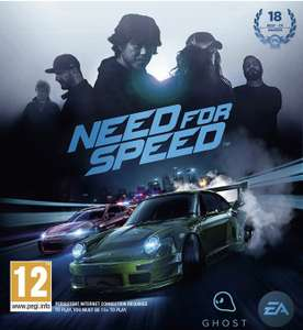 Need for speed PS4 £3.99 @ PlayStation Store