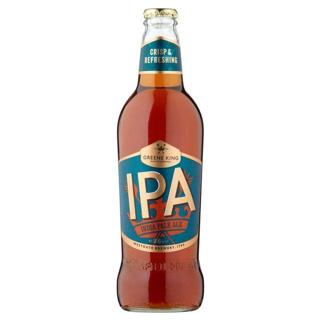 Greene King IPA 500ml £1 each at Morrisons