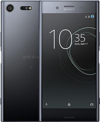 Sony Xperia XZ Premium 64GB Deepsea Black, Vodafone B £135 delivered at CEX