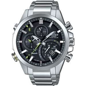 Casio Mens Edifice Solar Power Smartwatch EQB-501D-1AMER £145 + Free ND Delivery with code @ Watches2u