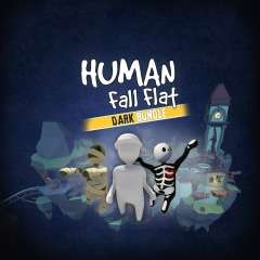 Human: Fall Flat + Dark Bundle (PS4) £5.99 @ PlayStation Network (PS Plus Required)