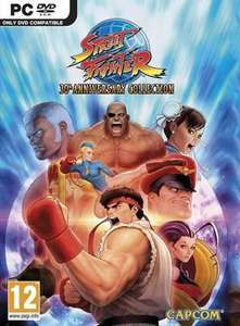 Street Fighter 30th Anniversary Collection (PC) £18.74 @ Electronic First
