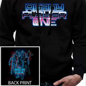 Ready Player One Hoody - S to XL in stock £11.49 each incl delivery @ 365 Games