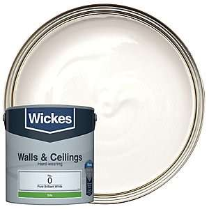 ALL brands of 2.5 litre emulsion paint inc Dulux and Wickes own brand buy one get one free Easter Special @ Wickes