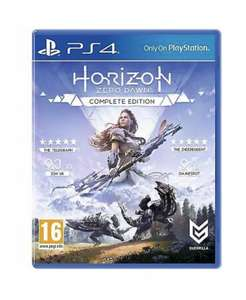 Horizon Zero Dawn Complete Edition (PS4) [New & Sealed] - £17.99 Delivered @ Bopster / eBay