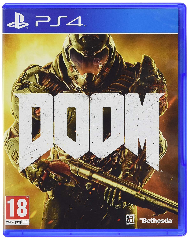 Doom (PS4) - £4.99 (Prime) / £7.98 (Non-Prime) delivered @ Amazon