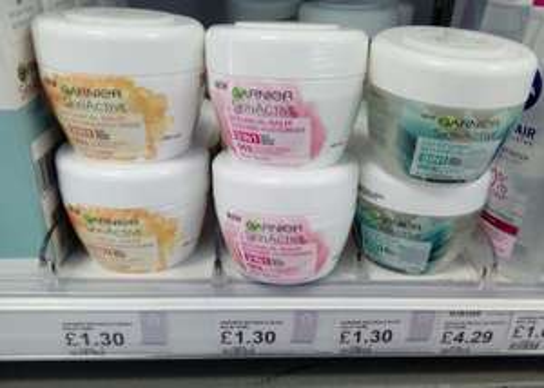 Garnier Skin Active 3 in 1 Botanical Balm/Jelly 3 varieties £1.30 each instore at Superdrug
