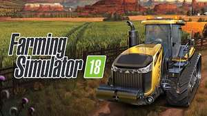 Farming Simulator 18 on Google Play Store for £1.99