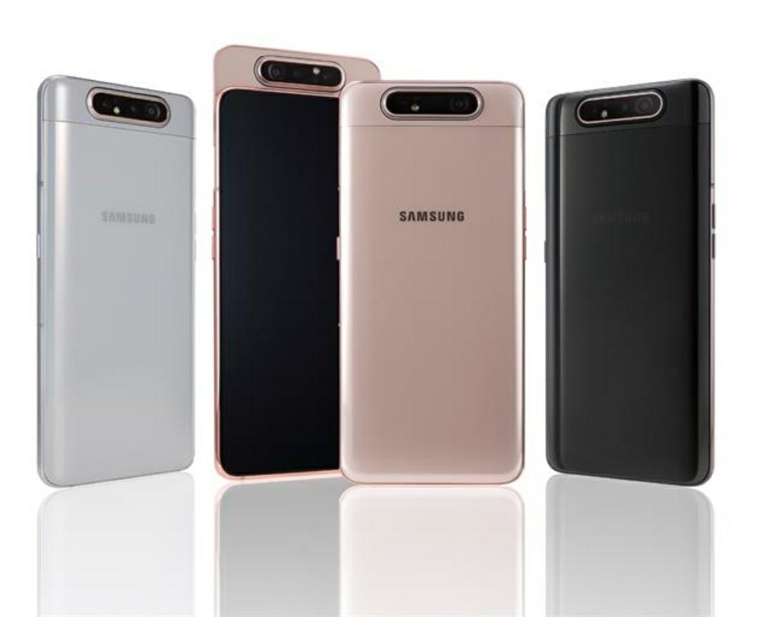 Pre Order The New Samsung Galaxy A Range - A20E £180 / A70 £392.99 & A80 £616 @ Clove Technology
