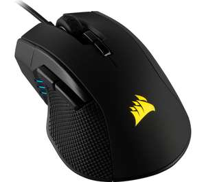 CORSAIR Ironclaw RGB Optical Gaming Mouse £44.99 at PCWorld/Currys.