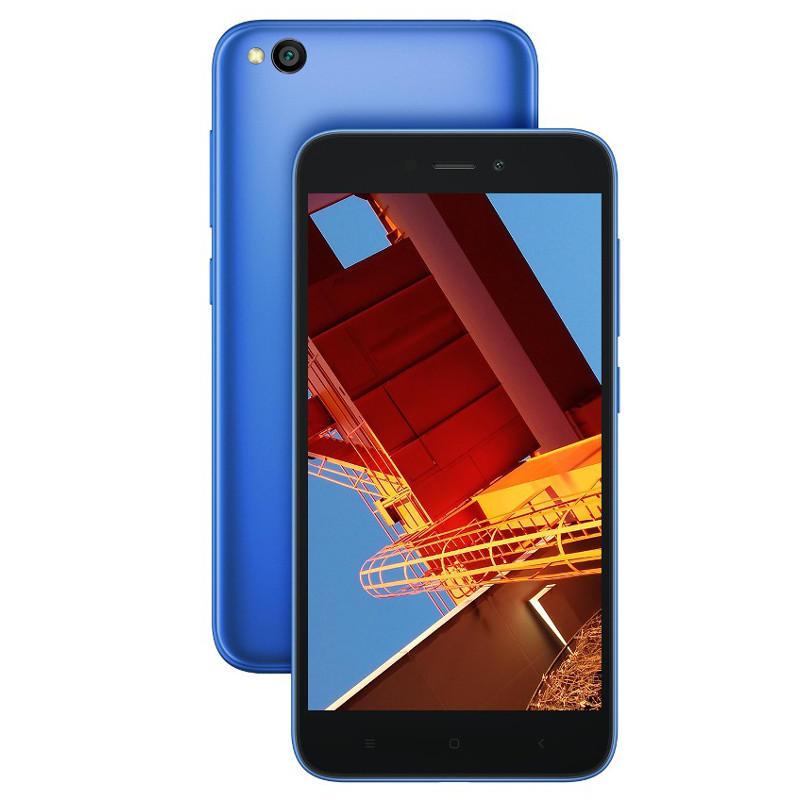 Xiaomi Redmi Go Global Version 5.0 inch 1GB RAM 8GB ROM Snapdragon 425 Quad core 4G Smartphone - Black £51.47 + £1.71 del @ Banggood