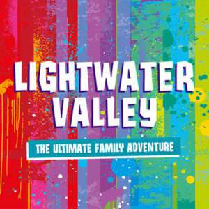 Get £19 tickets for Lightwater Valley Theme Park, Ripon when you use the unique code LETSGO19