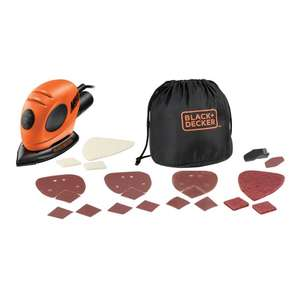 Black & Decker Mouse Sander £18.99 @ B&M (In-Store)