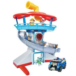Paw Patrol Lookout Tower Playset £10 @ B&M (In-Store)