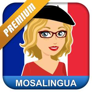 Learn French Free on Android @ MosaLingua Premium (Google Play)