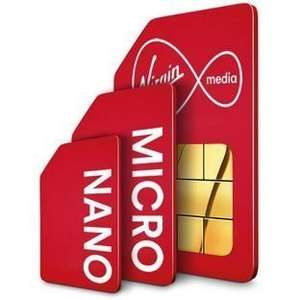 Virgin Mobile SIMO Offer:  £22 (was £23) / 200GB (was 40GB)/ 5000 minutes/Unlimited texts 12M Contract