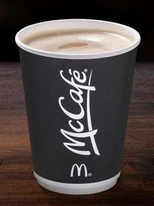 Two free McDonald's hot drinks for every 6 purchased via app