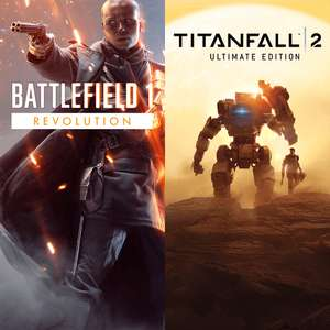 Battlefield 1 & Titanfall 2 Ultimate Bundle £12.99 @ PS Store
