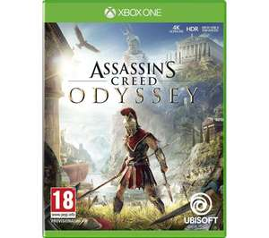 Assassins Creed Odyssey (Xbox One) - £19.95 delivered @ The Game Collection