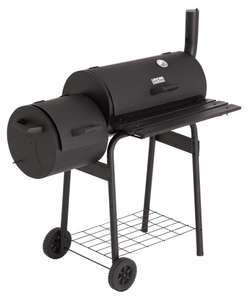 American Smoker Charcoal BBQ was £75 now £59.99 + £5 voucher back @ Argos - Free C+C