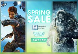 Spring Sale on @ Green Man Gaming - Extra 15% off when buying Borderlands Franchise with code.