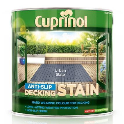 Cuprinol Anti Slip decking paint 2.5L - £13 at B&M Retail