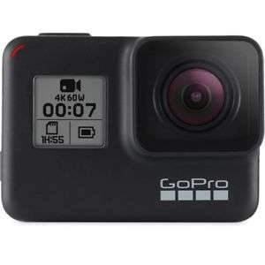 GoPro HERO7 Black 4K Action Camera £269.10 w/code @ eBay / AO [2 Year Warranty] Easter Deal