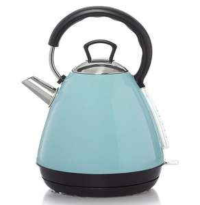 1.7L Pyramid Kettle High - Gloss Blue or Red & 2 Years Warranty Now £20 @ Asda ( Free C&C )