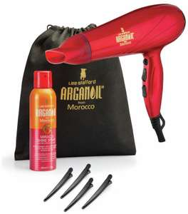 Lee Stafford Miracle Shine 2200W Hair Dryer Set £17.99 @ Argos eBay - Free Delivery