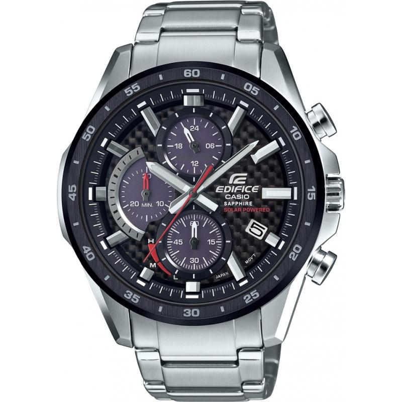 Casio Mens Edifice Solar Powered Watch EFS-S540DB-1AUEF £99+ free delivery @ Watches2u