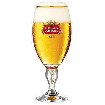 Stella 330ml & Budweiser 300ml £5.99 @ Aldi