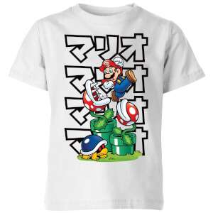 Various Nintendo T-shirts (183 to choose from) just £8.99 + FREE Delivery @ IWOOT