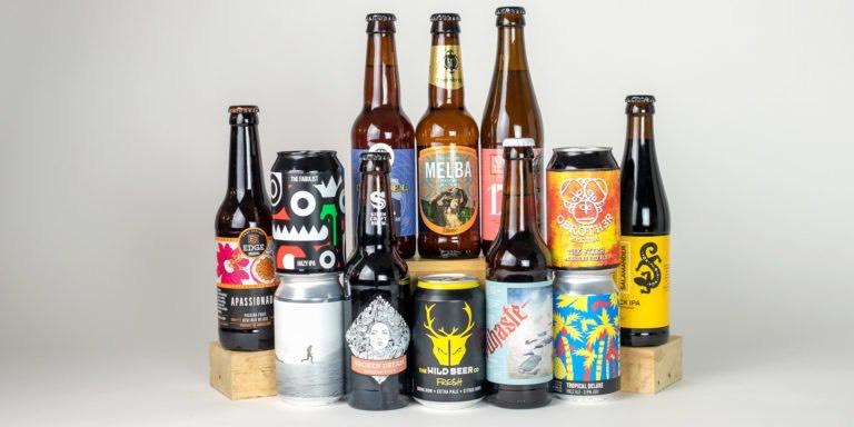 Honest Brew 12 beers for £15 delivered @ Honest Brew