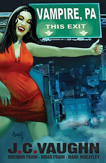 Vampire PA Vol 1 graphic novel free on Kindle