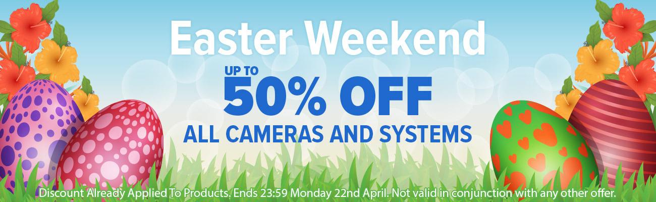 Foscam UK: up to 50% off Indoor+Outdoor Security Cameras