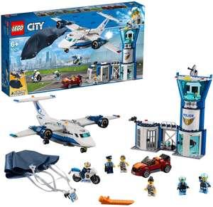 LEGO 60210 City Police Sky Police Air Base £44.79 at Amazon