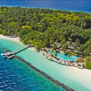 7 night Maldives 5* Royal Island Resort & Spa - Incl Flights, Speedboat Transfers, Beach Villa, Full Board from £1389pp @ Voyage Prive