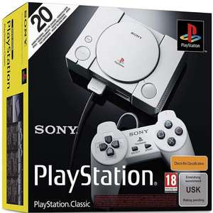 Sony Playstation Classic £36.85 @ Simply Games