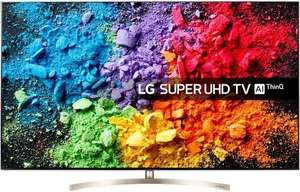 """LG49SK8500PLA 49"""" Smart 4K Ultra HD HDR LED TV at Currys for £619"""