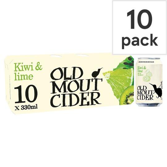 Old mout cider 10 cans £6.05 instore @ Tesco Glastonbury