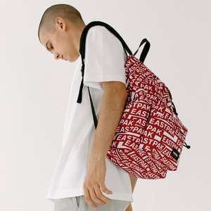 Eastpak sale + extra 15% with code + free delivery