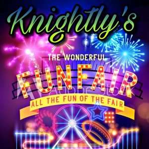 Knightly's Fun Park, Towyn - All Day Wristbands - unlimited use of rides - normally £14 now £6.40 w/code via Groupon