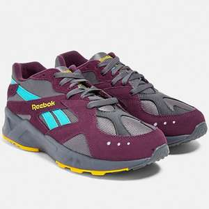 Reebok Aztrek Purple Trainers (was £80)  Now £25 (£28.99 delivered / free del. over £30) @ Urban Outfitters (more in post)